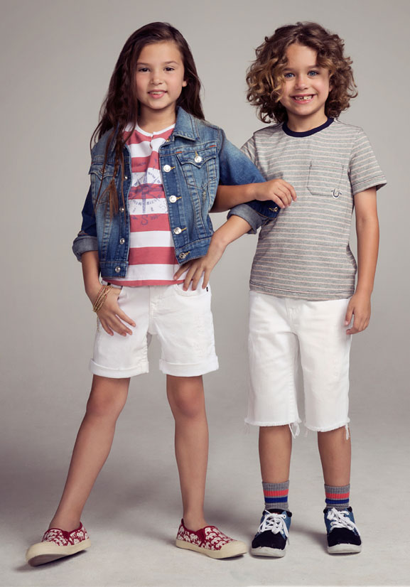 True Religion Kids New Arrivals
